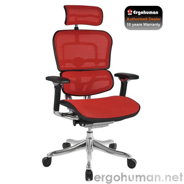 Ergohuman Plus Mesh Office Chairs