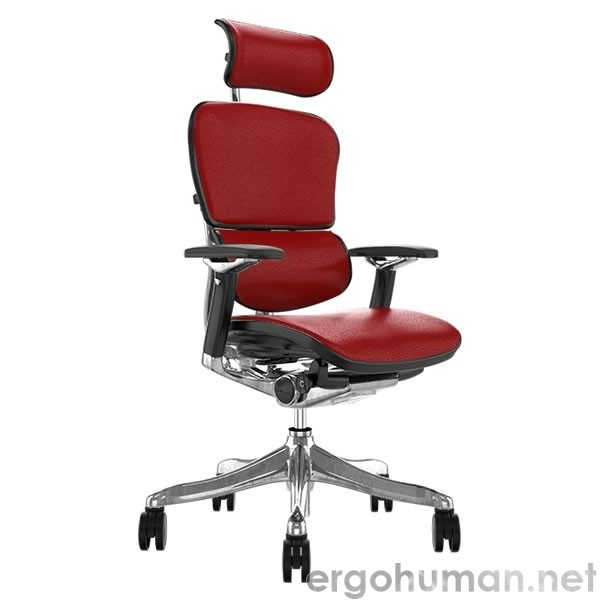 Ergohuman Plus Leather Office Chairs